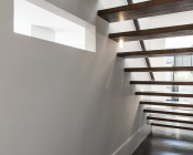 New Stairwell- AFTER