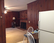 View of Family Room- BEFORE