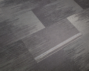 Detail of Residential Corridor Carpet- AFTER