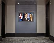 Garage Elevator Lobby- AFTER