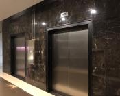 Elevator Lobby - Before